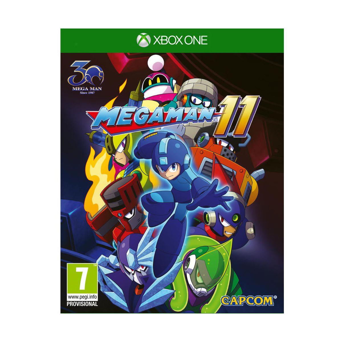 Jeu Xbox One CAPCOM Megaman XI