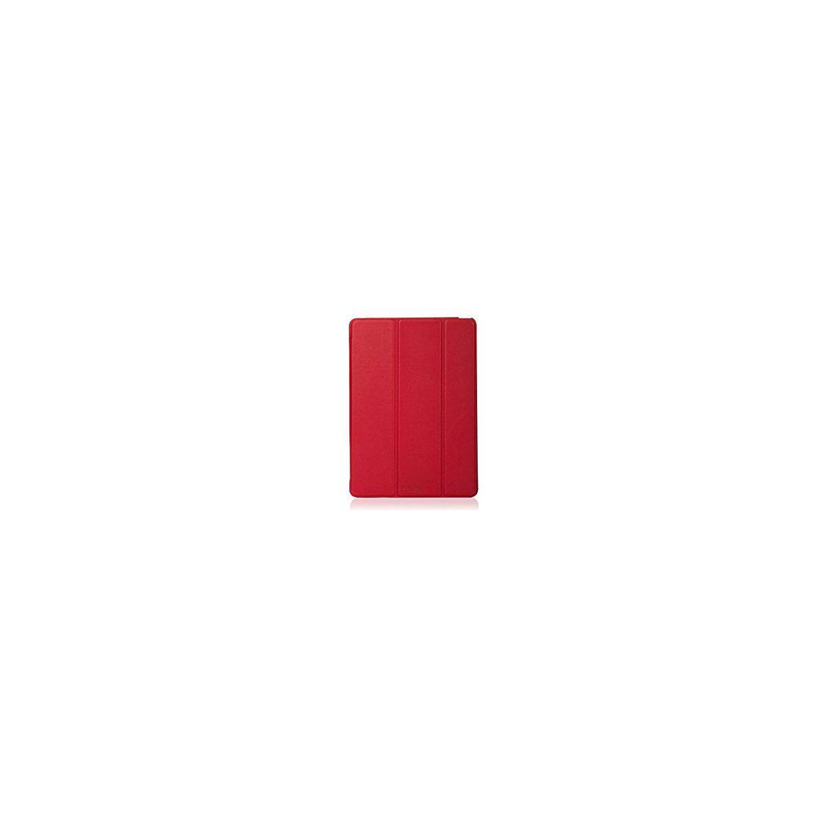 Folio KNOMO Tri-fold iPad Air 2 rouge