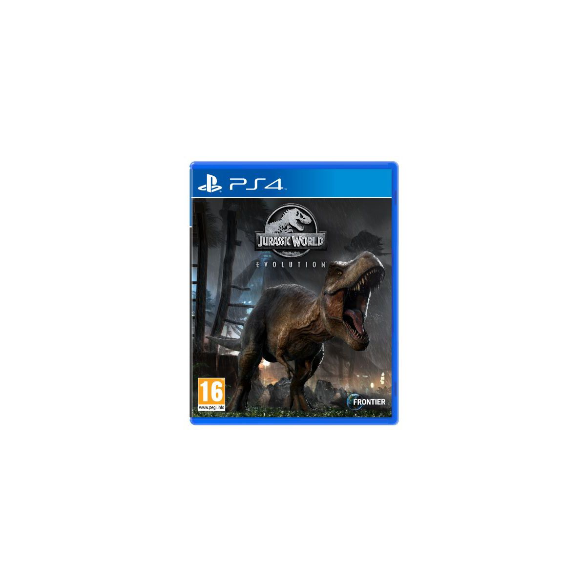 Jeu PS4 JUST FOR GAMES Jurassic World Evolution (photo)