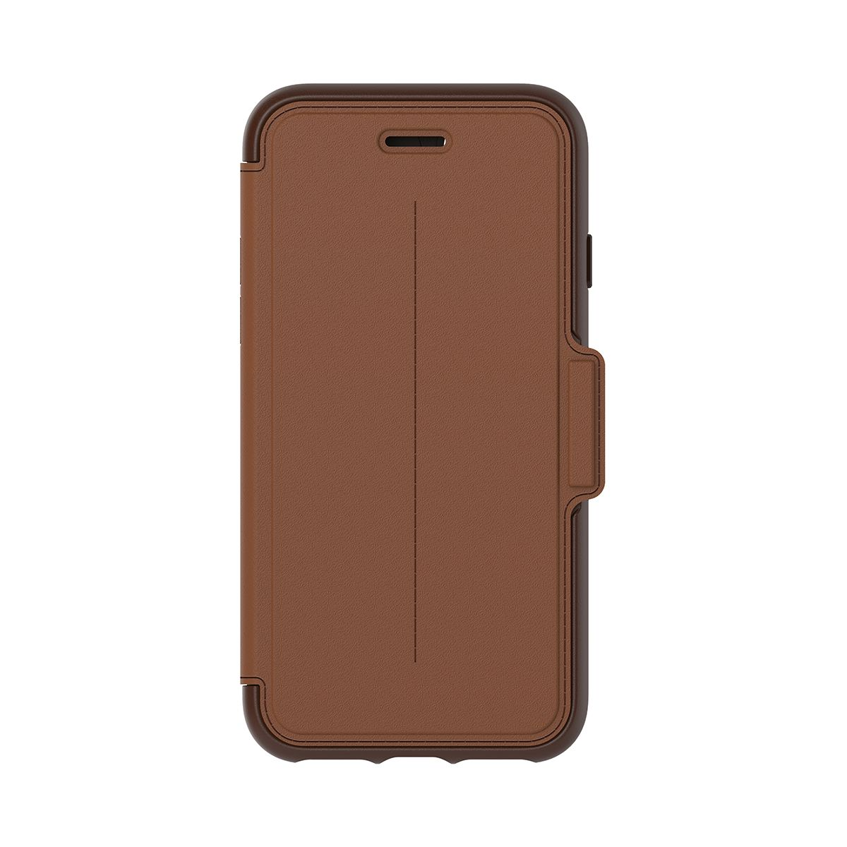 Etui OTTERBOX iPhone 7/8 STRADA cuir marron anti-choc