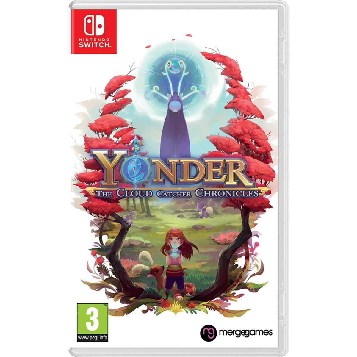 Jeu Switch JUST FOR GAMES Yonder The Cloud Catcher Chronicles