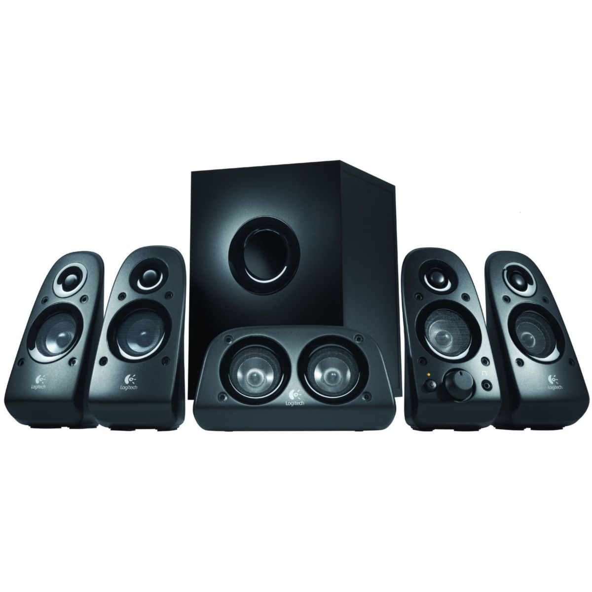 Enceintes 5.1 LOGITECH Surround Sound Z506