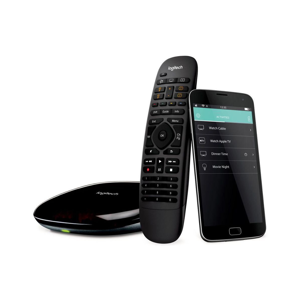 Télécommande LOGITECH Remote Control Harmony Companion