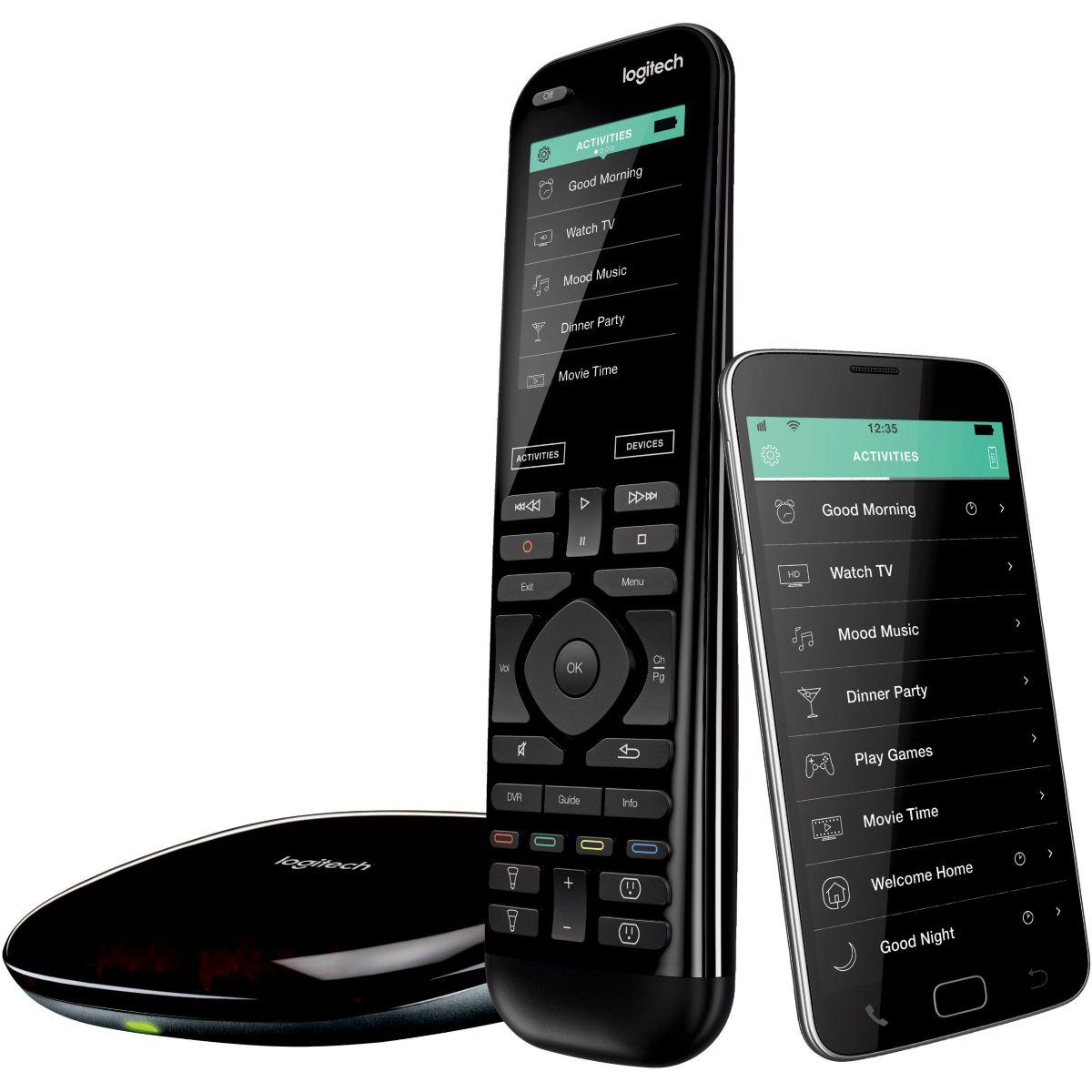 Télécommande universelle LOGITECH HARMONY ELITE