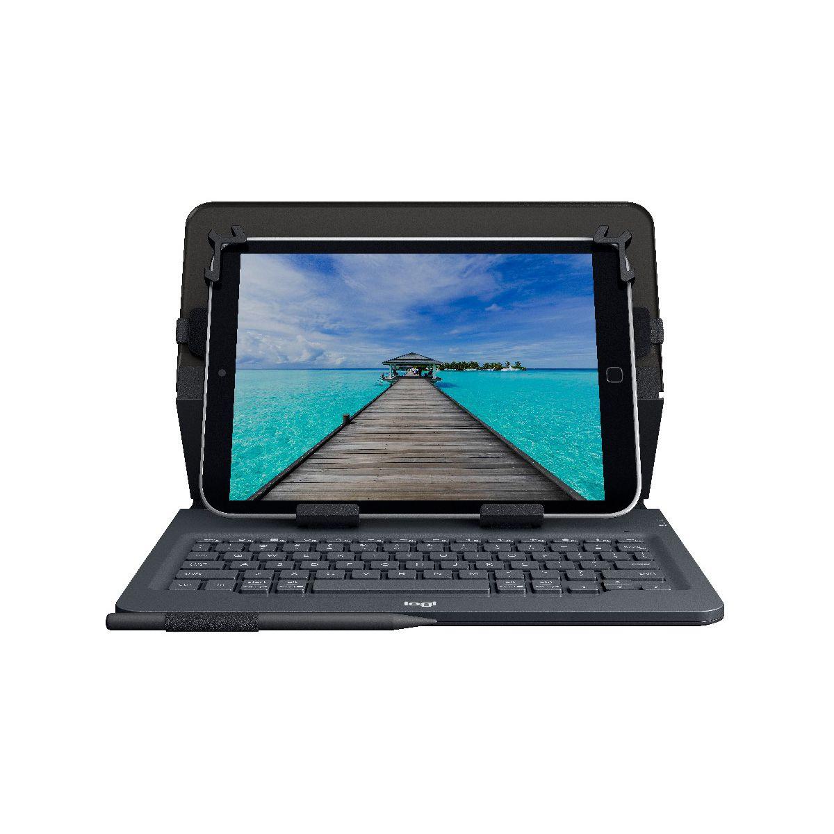 Clavier tablette LOGITECH Universal Folio pour tablettes 9&#03...