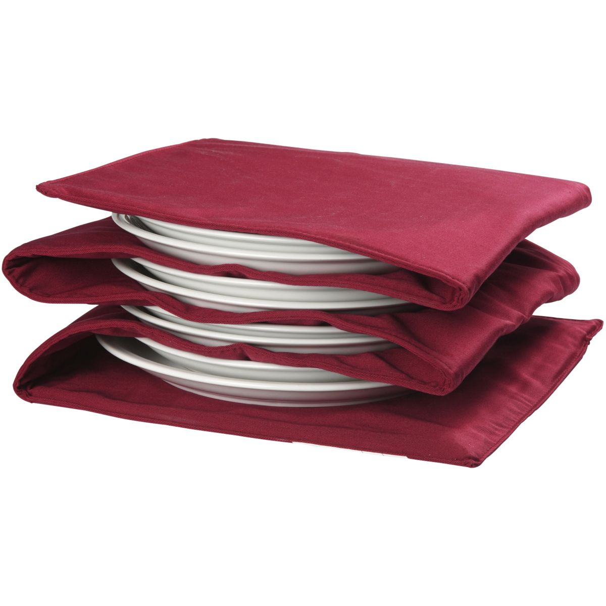 Chauffe Plats DOMO Chauffe-assiettes DO.312B rouge