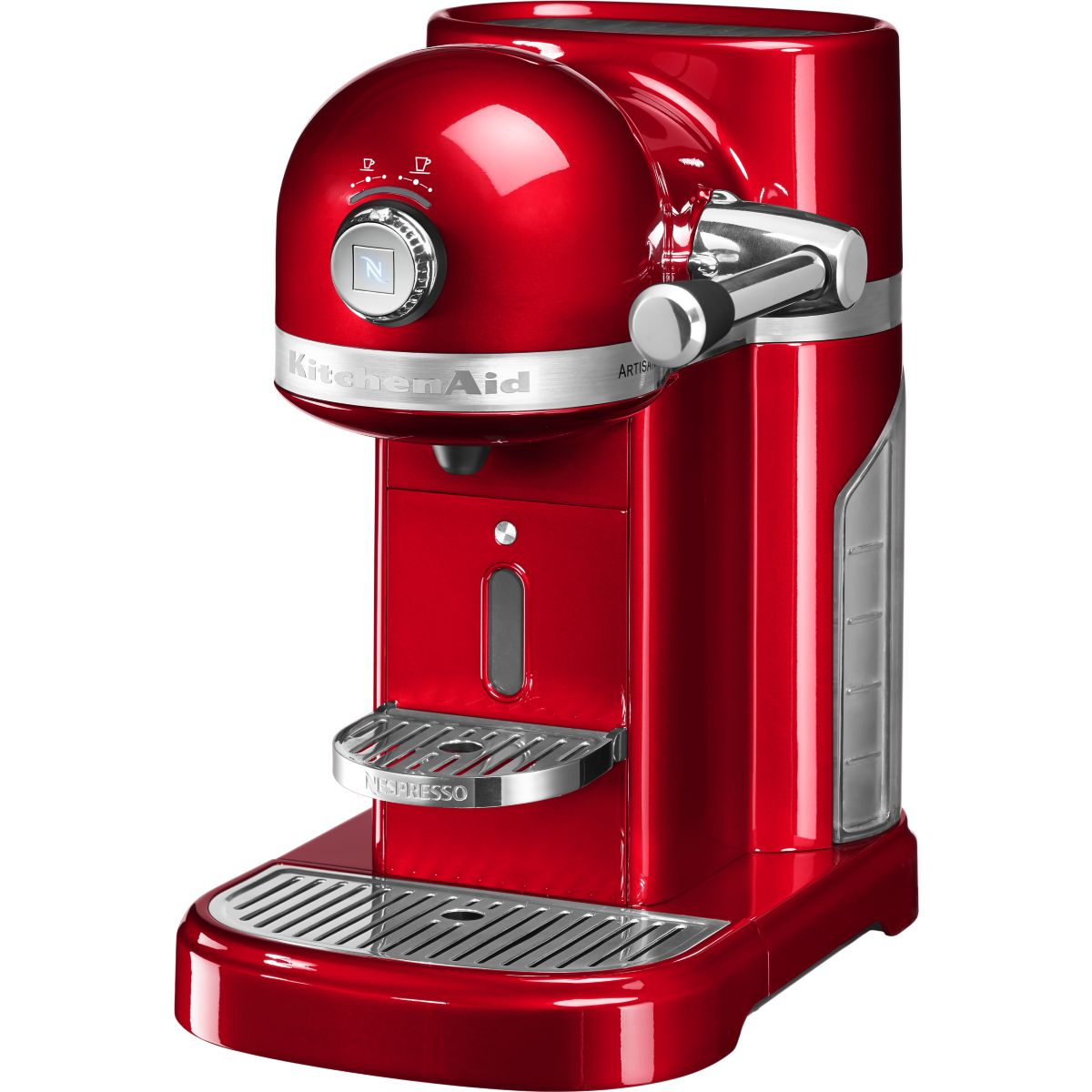 Nespresso KITCHENAID 5KES0503EER/5 Rouge Empire