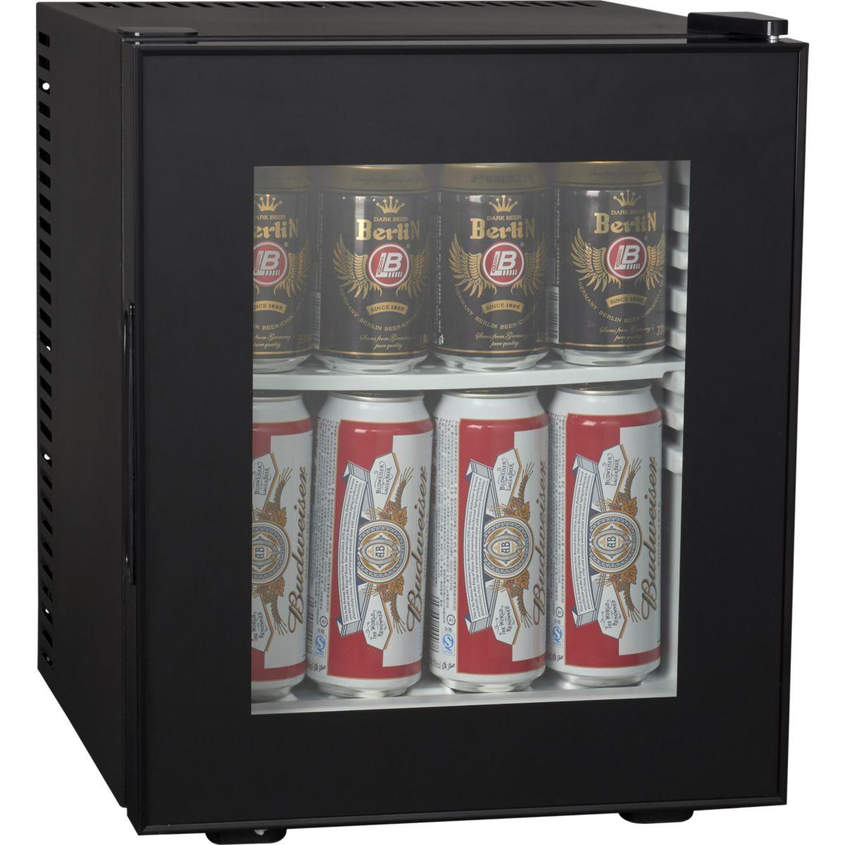 Mini réfrigérateur BRANDY BEST SILENT200GLASS
