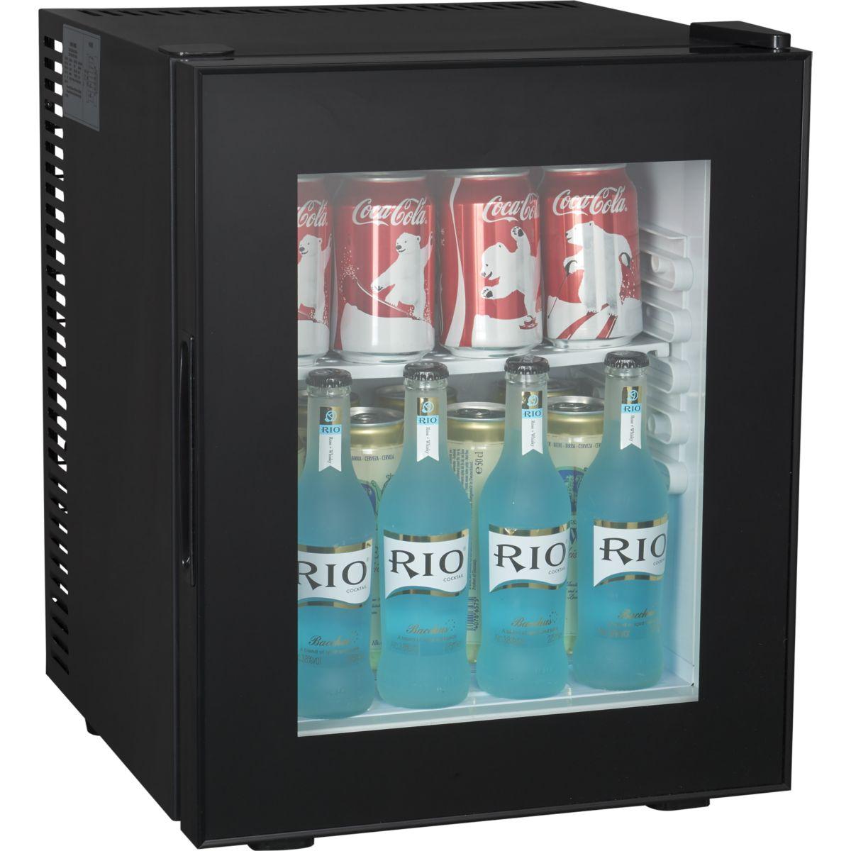 Mini réfrigérateur BRANDY BEST SILENT280GLASS
