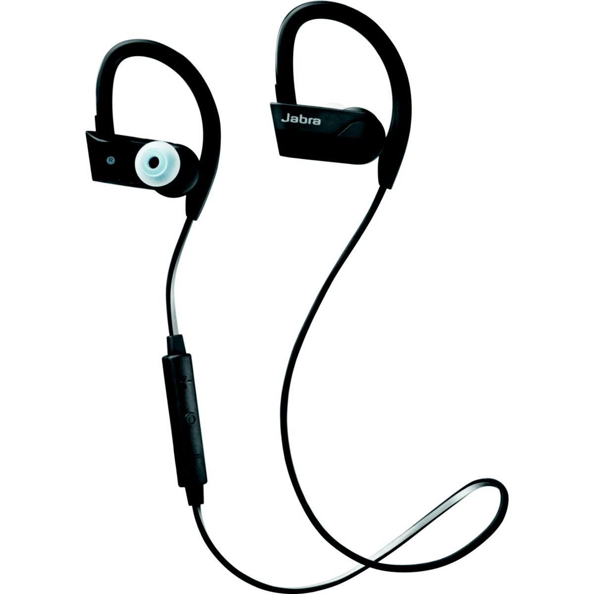 Casque Sport JABRA Sport Pace wireless noir