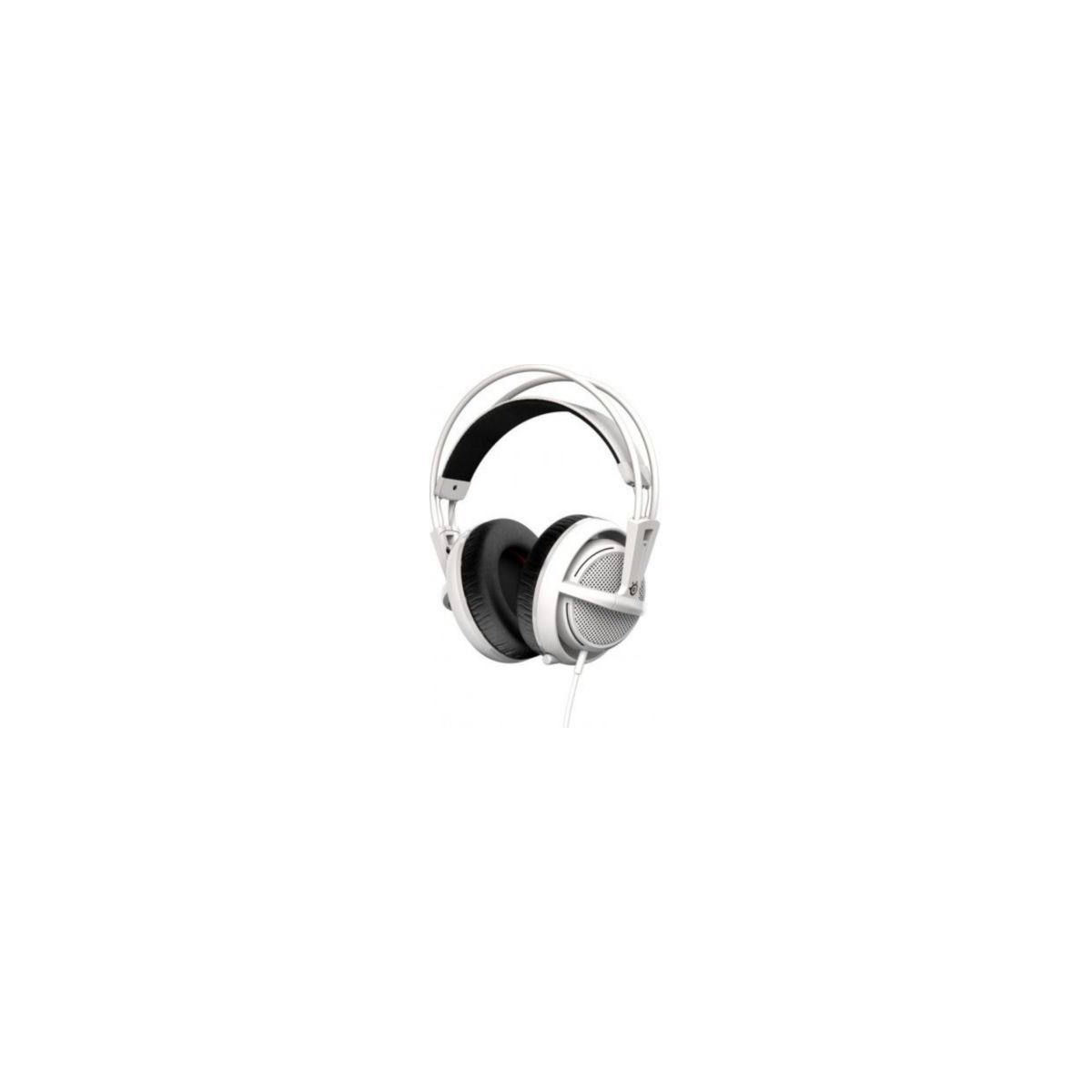 Casque gamer STEELSERIES Siberia 200 White