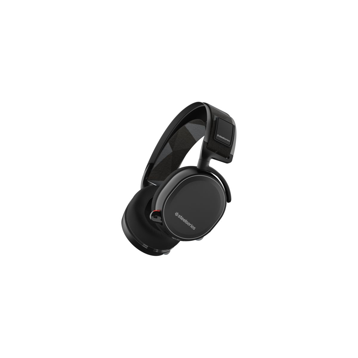 Casque gamer STEELSERIES Arctis 7 Black