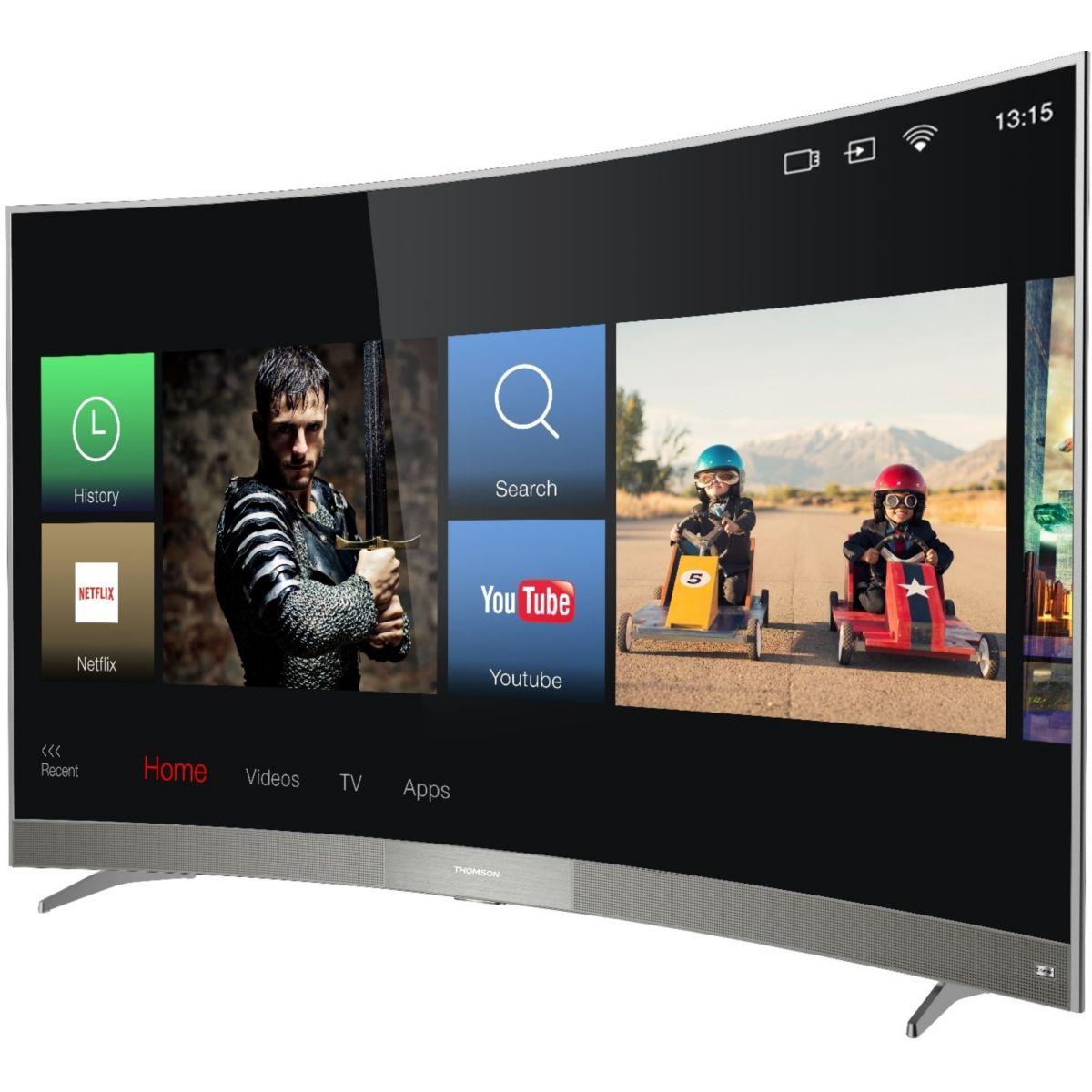 TV LED THOMSON 49UD6596 INCURVE