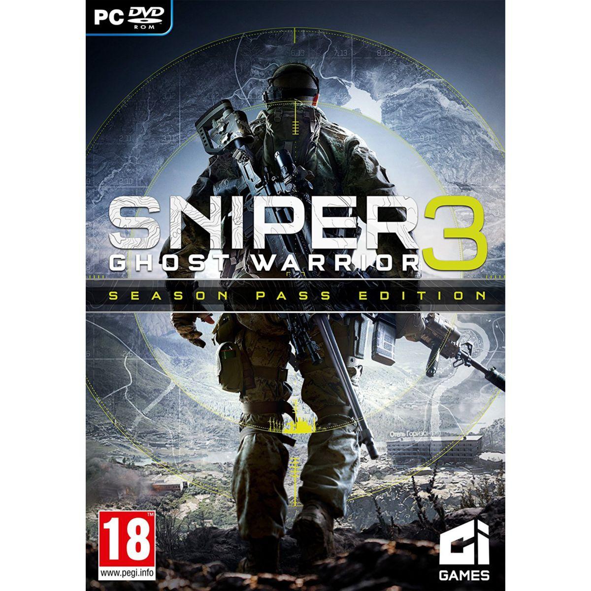 Jeu PC KOCH MEDIA Sniper Ghost Warrior 3 (photo)