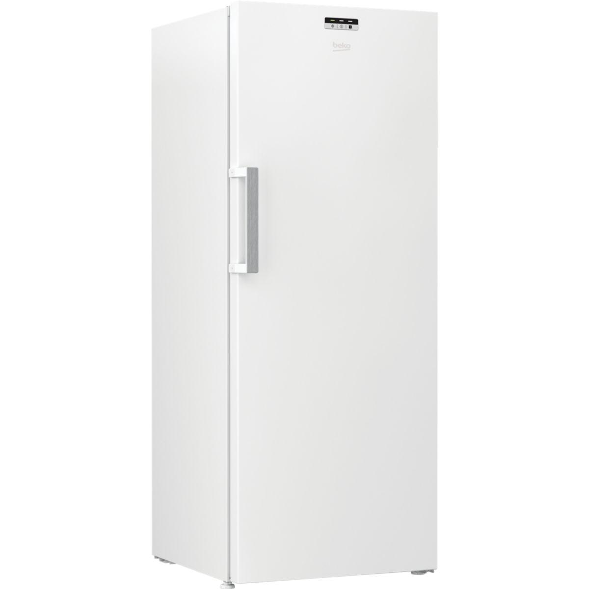 Congélateur armoire BEKO RFSA240M21W