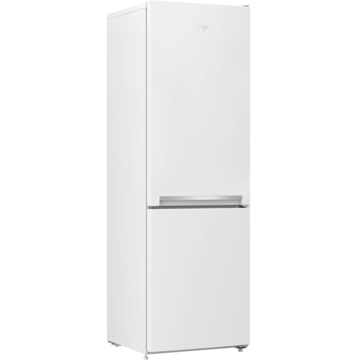 Réfrigérateur combiné BEKO RCSA270K20W