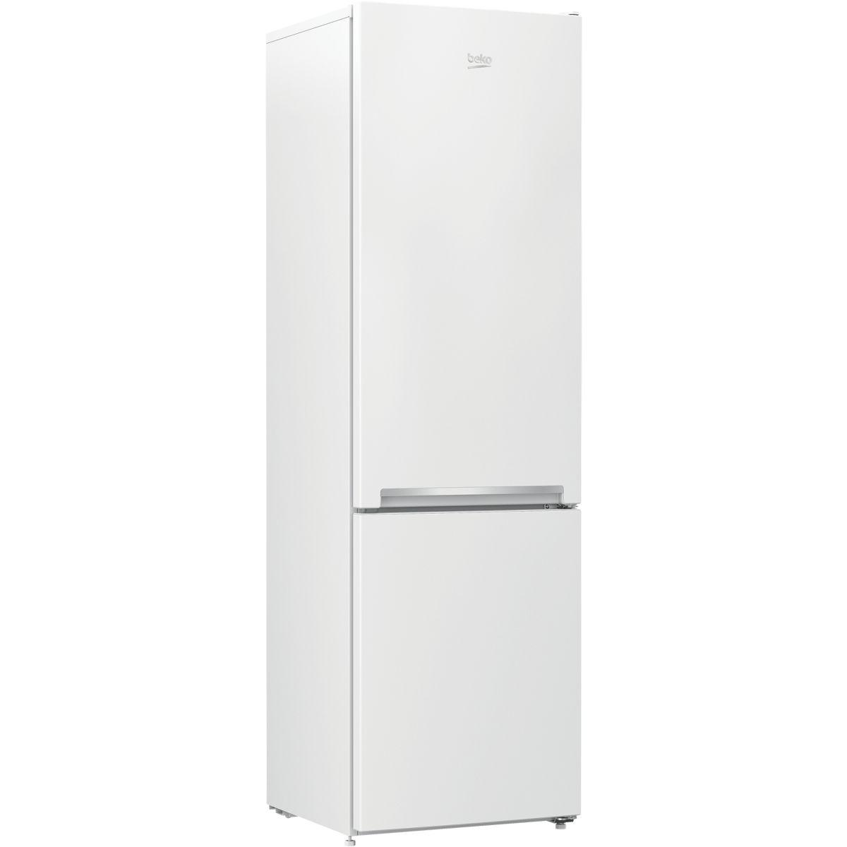 Réfrigérateur combiné BEKO RCNA305K20W