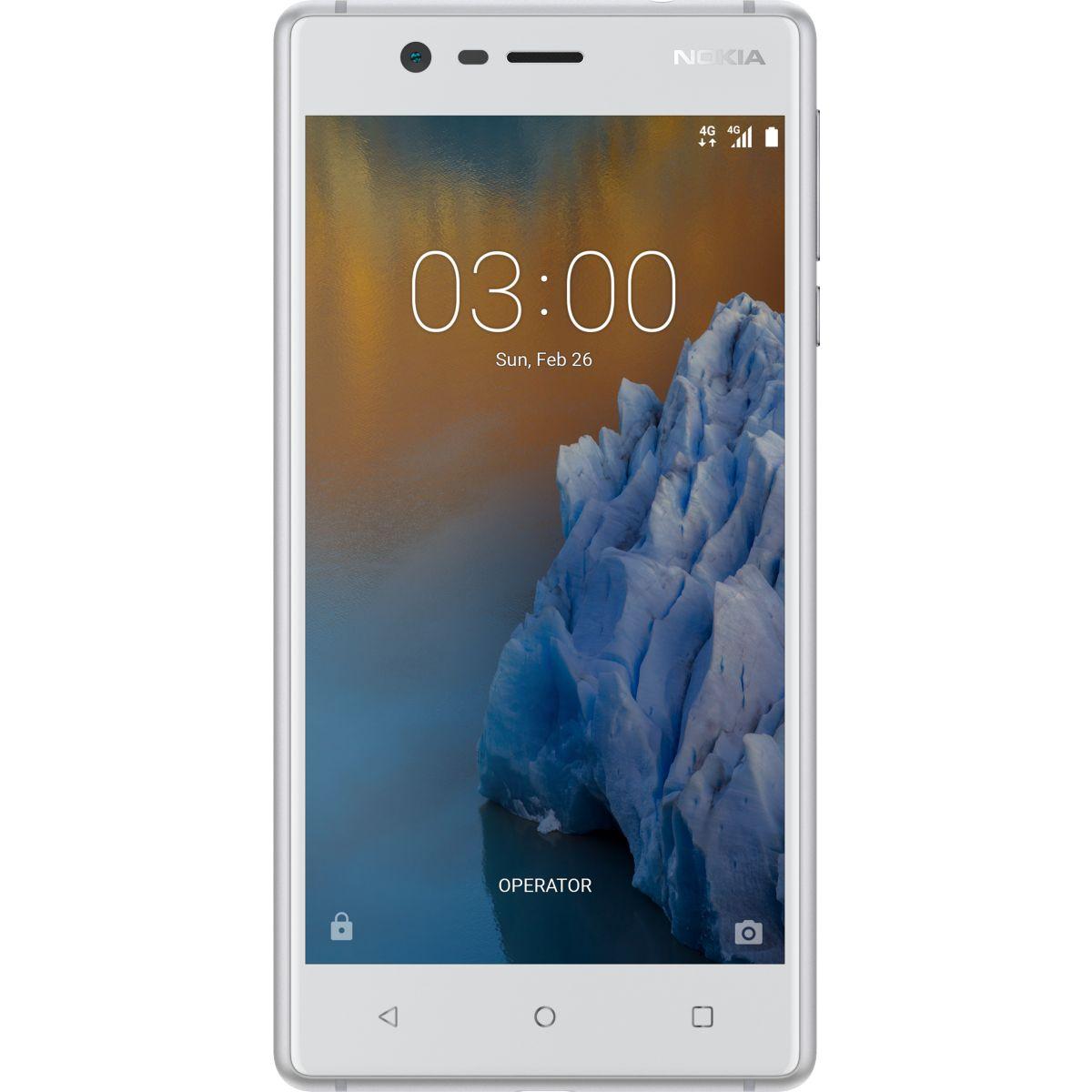 Smartphone NOKIA 3 Blanc