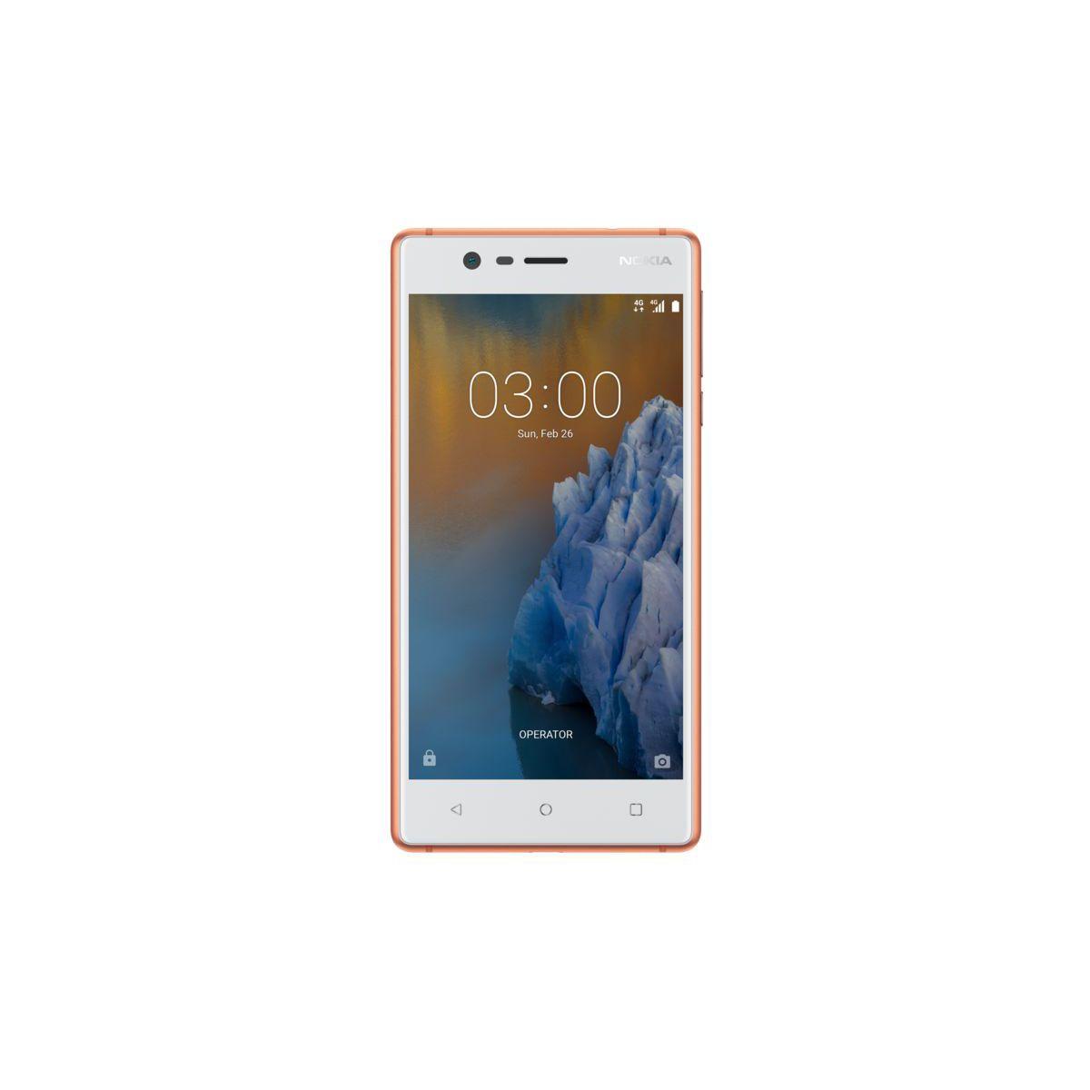 Smartphone NOKIA 3 Cuivre