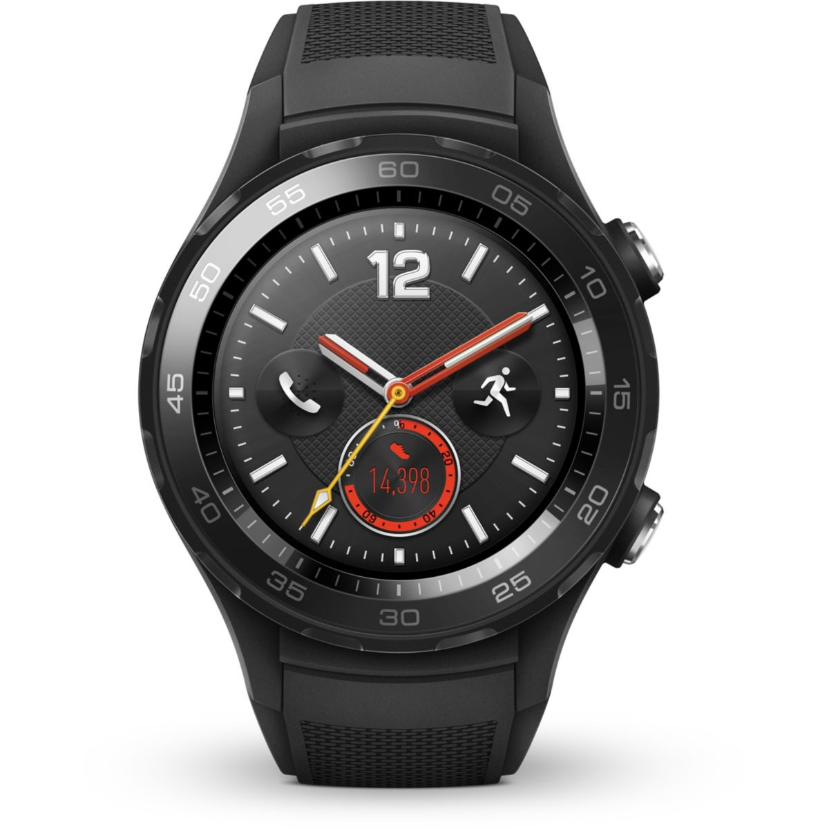 Montre connectée HUAWEI Watch 2 Sport Noir