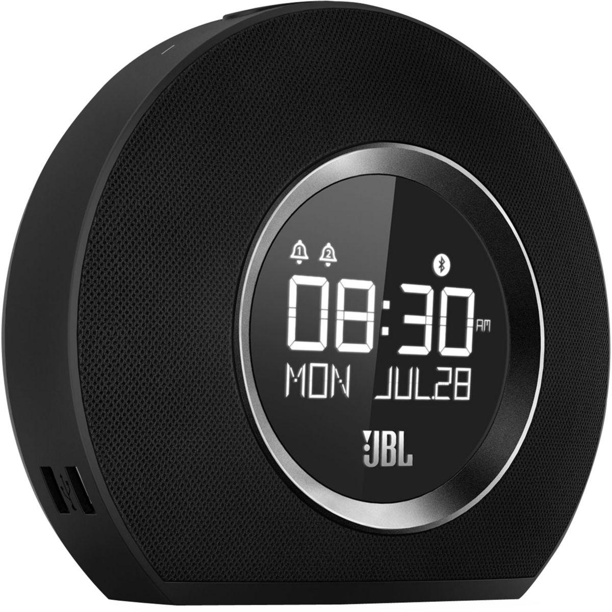 Radio réveil JBL Horizon Noir Bluetooth