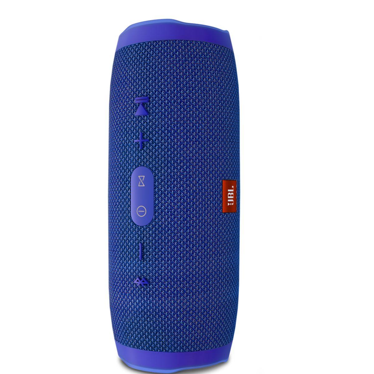 Enceinte Bluetooth JBL Charge 3 bleu