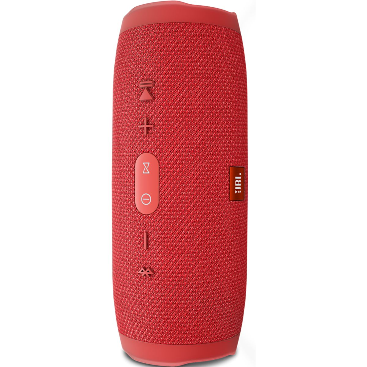 Enceinte Bluetooth JBL Charge 3 rouge (photo)