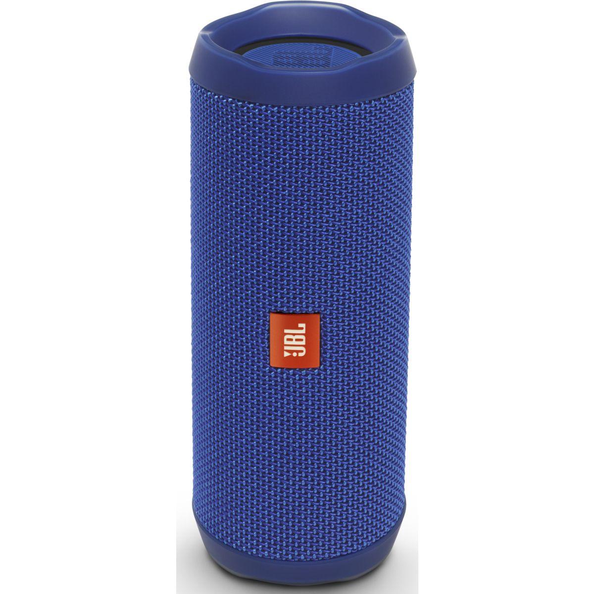Enceinte JBL Flip 4 bleu