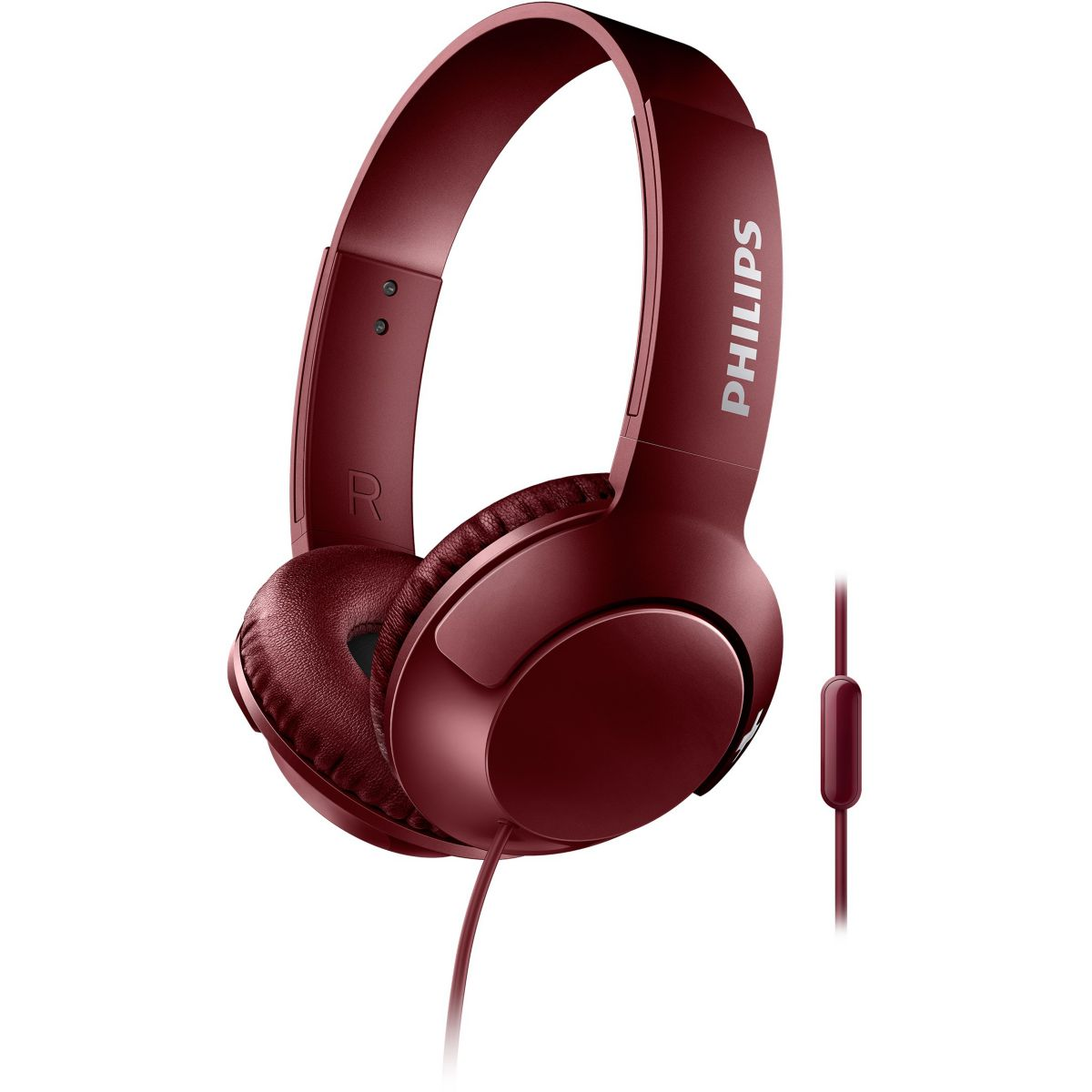 Casque PHILIPS SHL3075RD/00 rouge