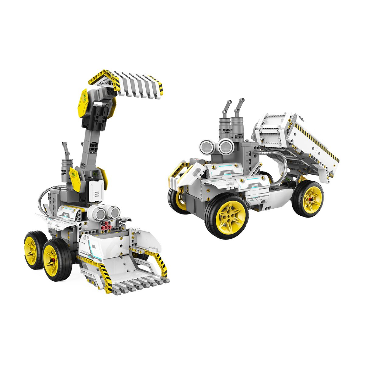Robot programmable UBTECH JIMU Truckbots