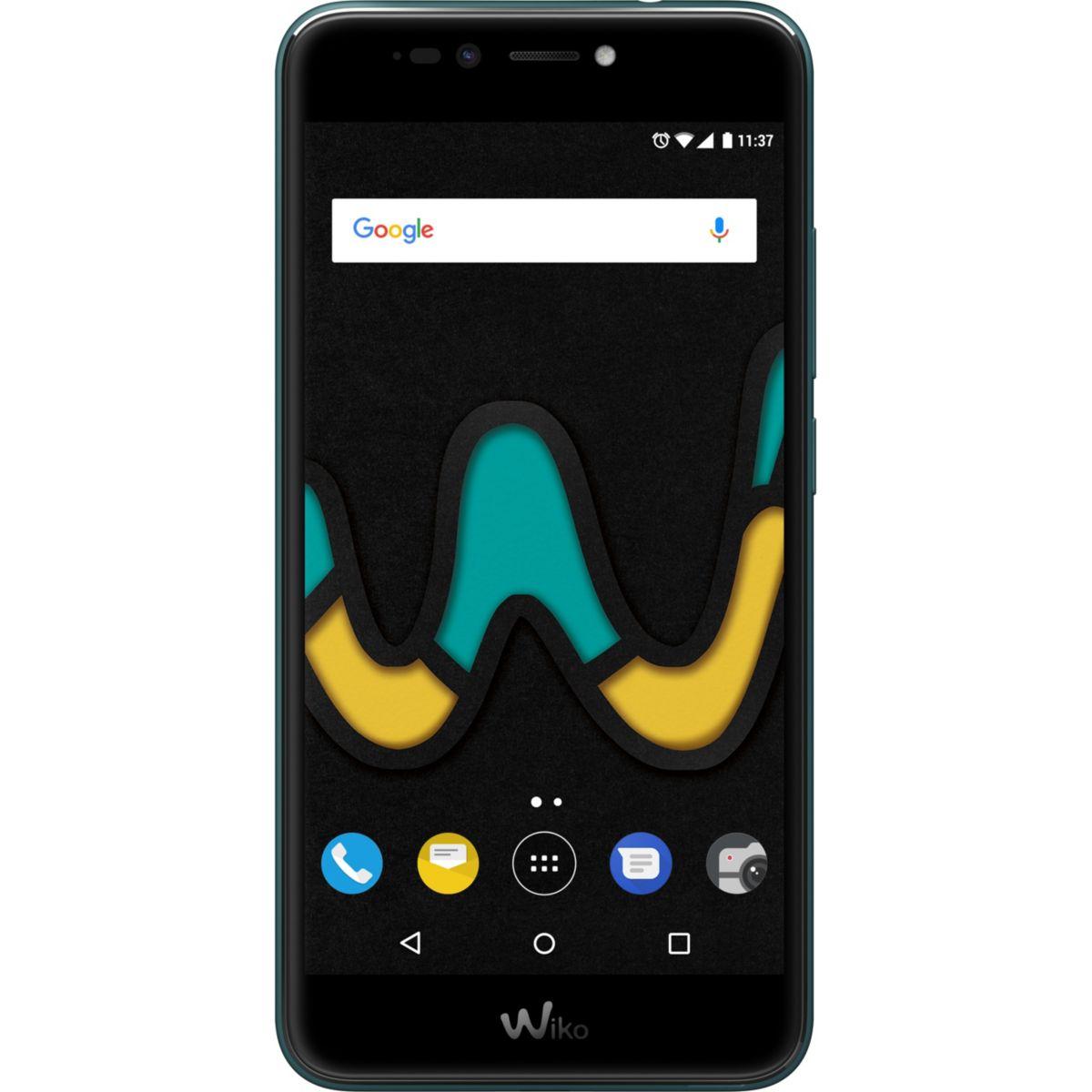 Smartphone WIKO U Pulse bleen