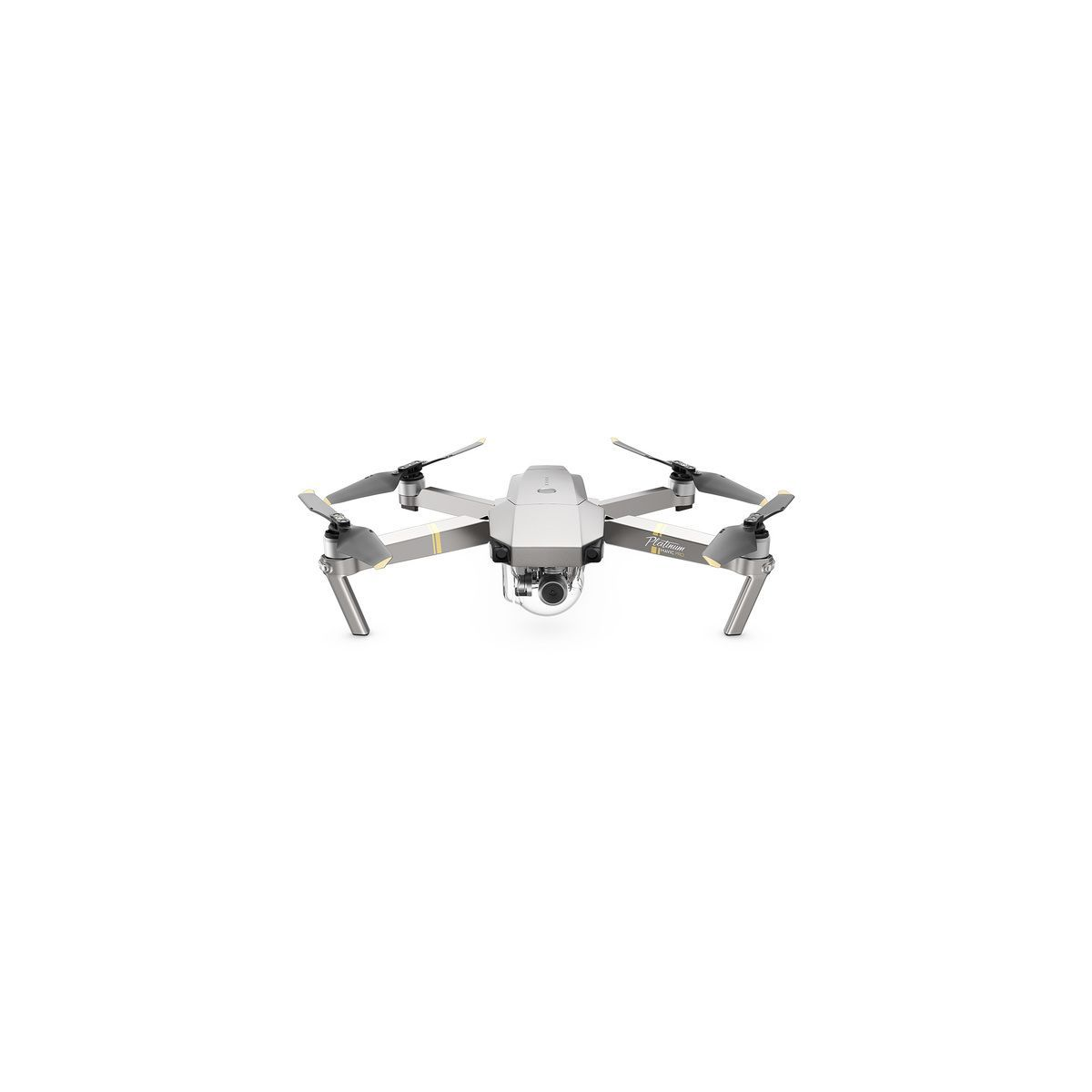 Drone DJI Mavic Pro Platinium Fly More Combo