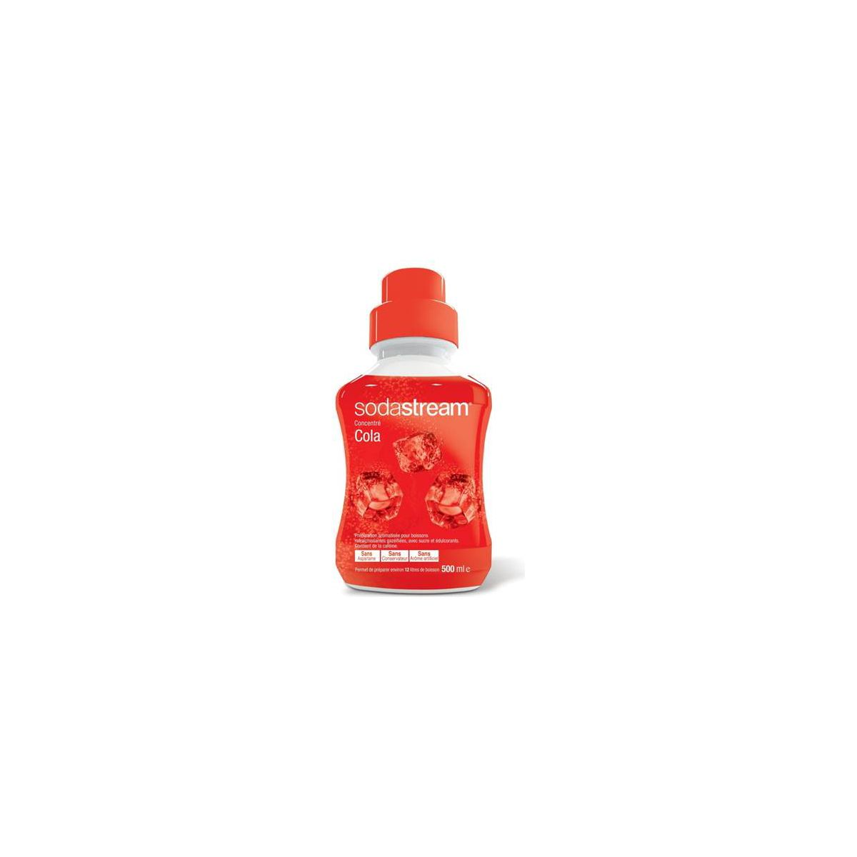 Concentré SODASTREAM COLA 500ml