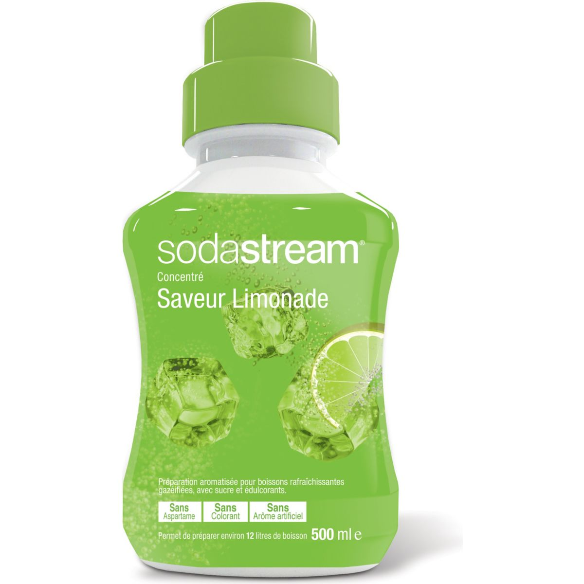 Concentré SODASTREAM LIMONADE 500ML