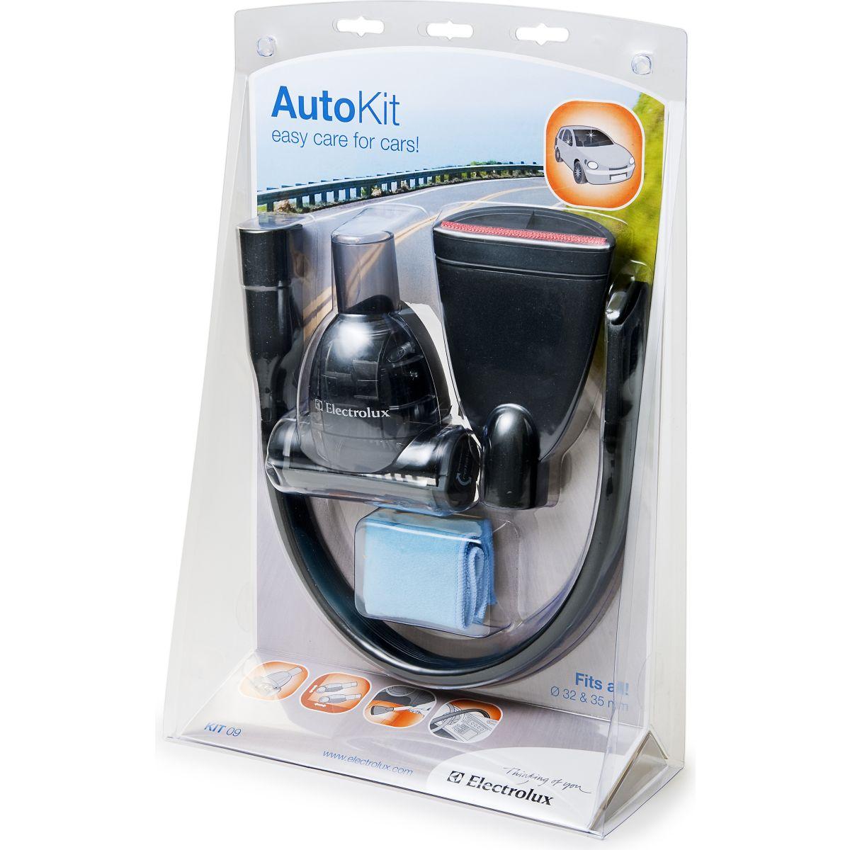 Brosse ELECTROLUX AUTO CAR KIT09
