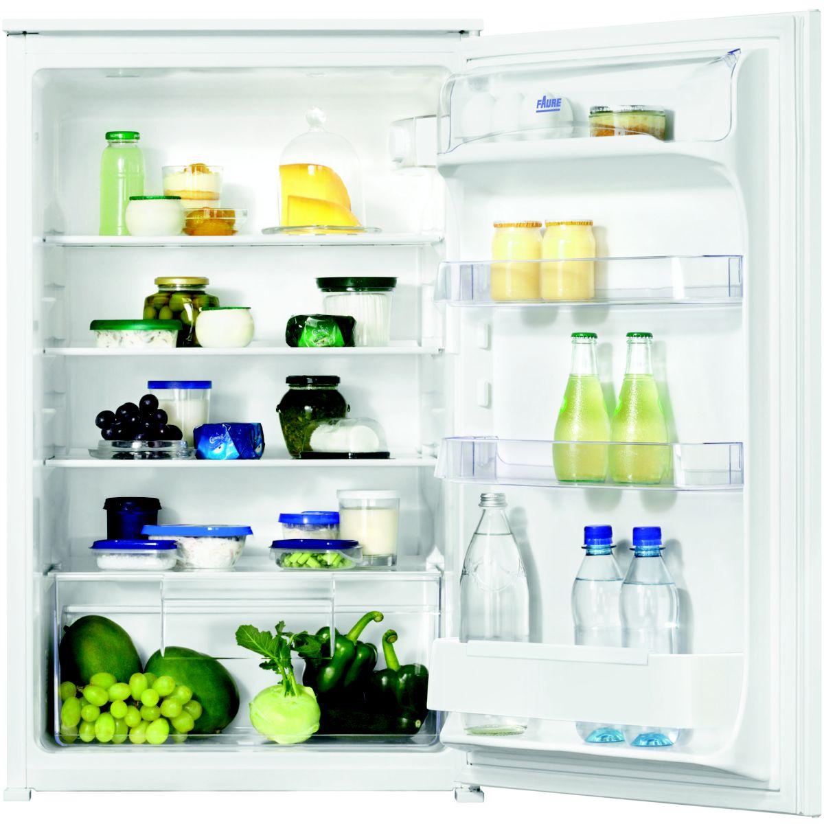Réfrigérateur 1 porte encastrable FAURE FBA15021SA