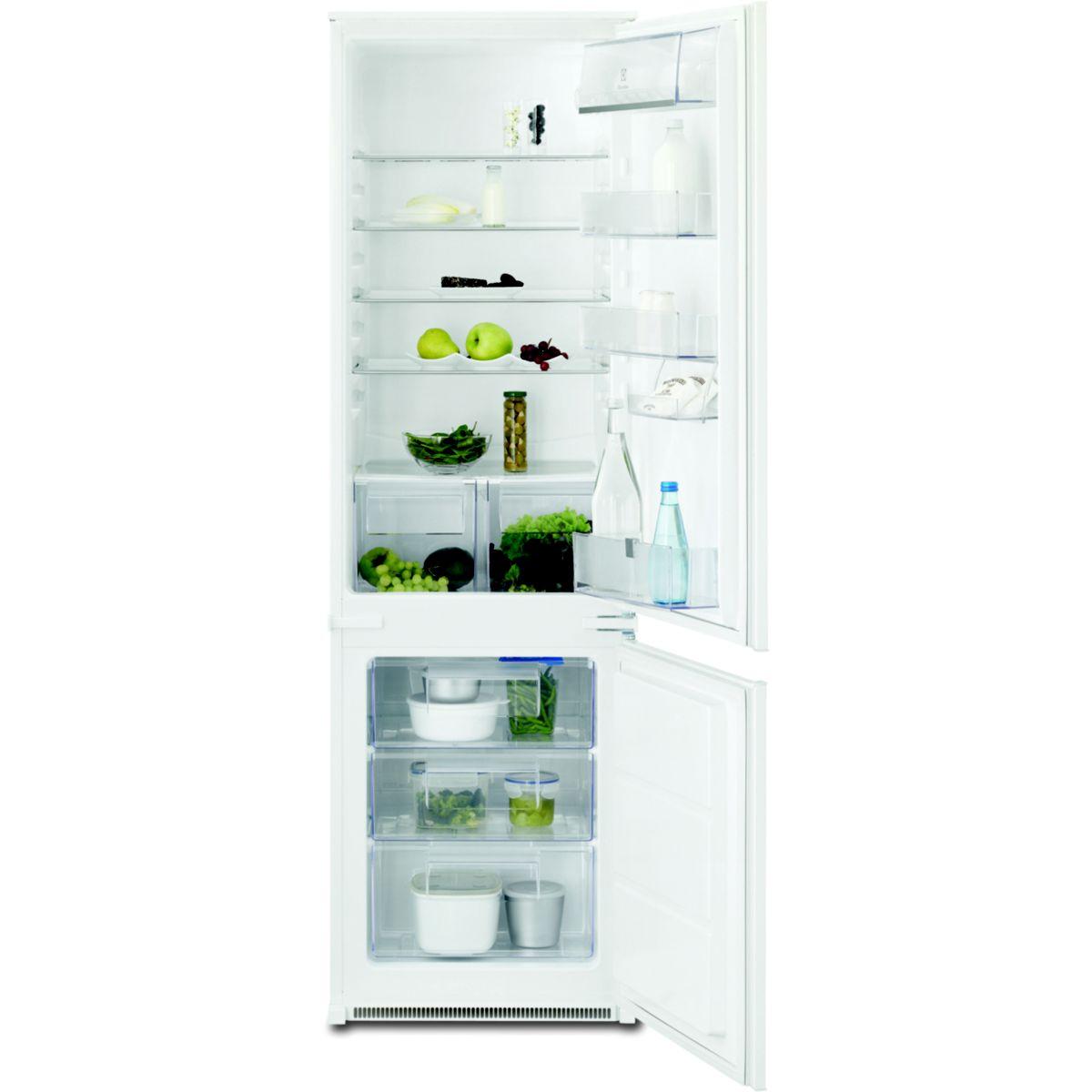Réfrigérateur combiné encastrable ELECTROLUX ENN12801AW