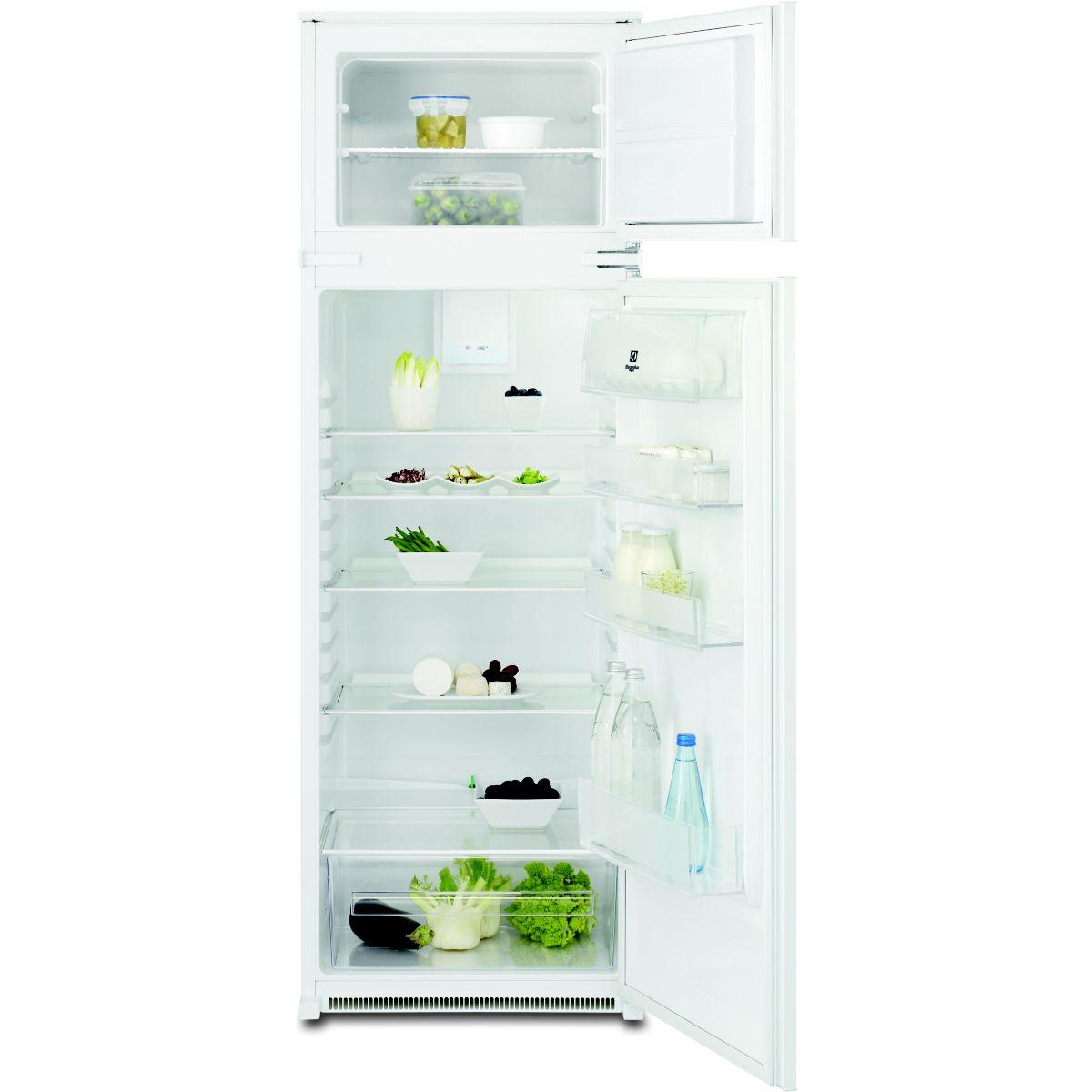 Réfrigérateur combiné encastrable ELECTROLUX EJN2710AOW