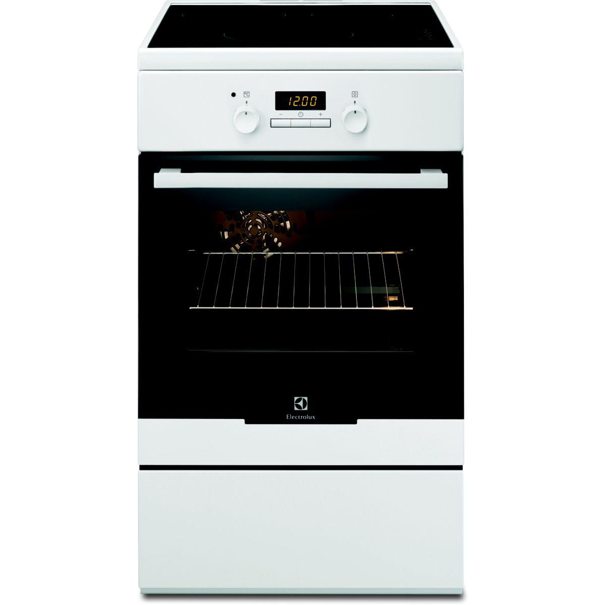 Cuisinière Induction ELECTROLUX EKI54552OW (photo)