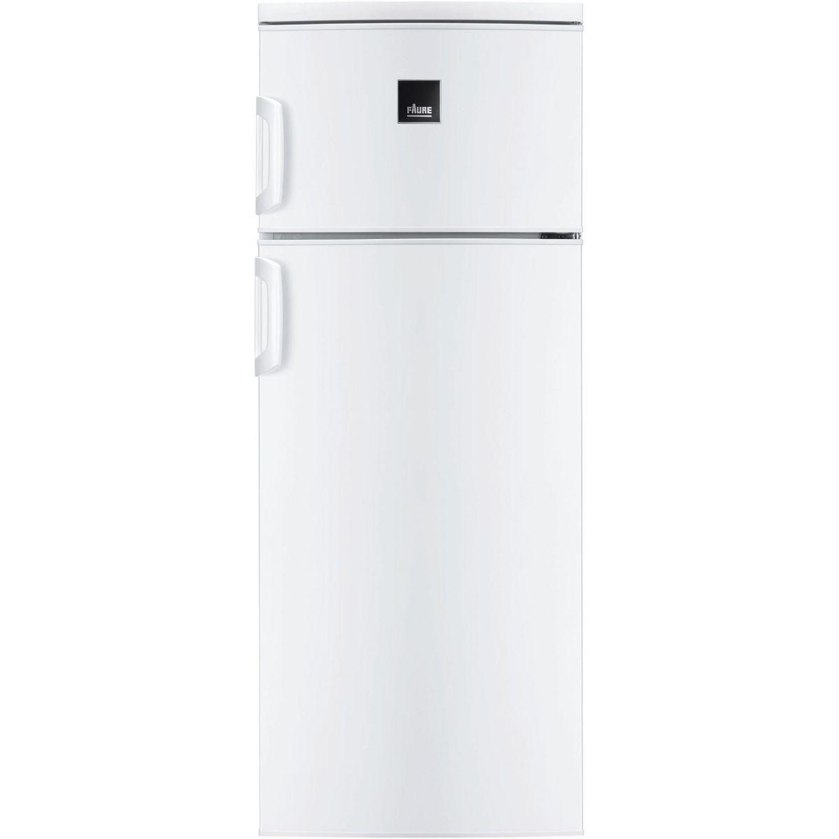 Réfrigérateur congélateur en haut FAURE FRT27102WA