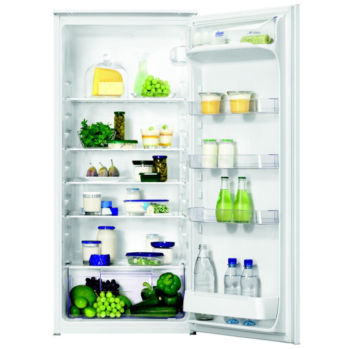 Réfrigérateur 1 porte encastrable FAURE FBA22021SA