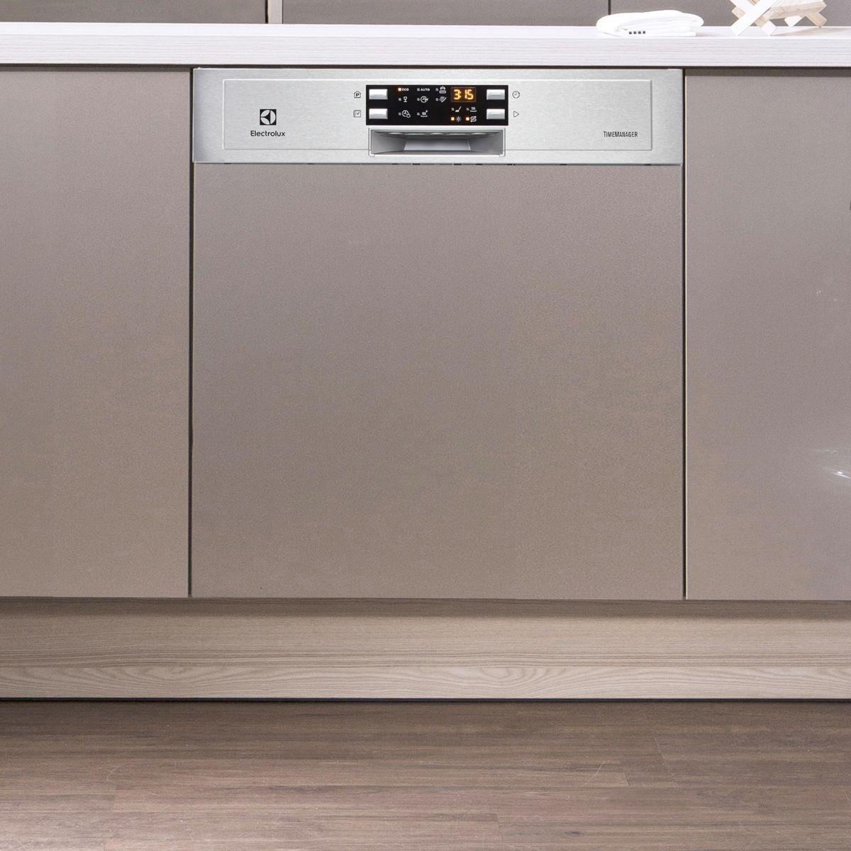 Lave-vaisselle intégrable ELECTROLUX EX ESI5534LOX