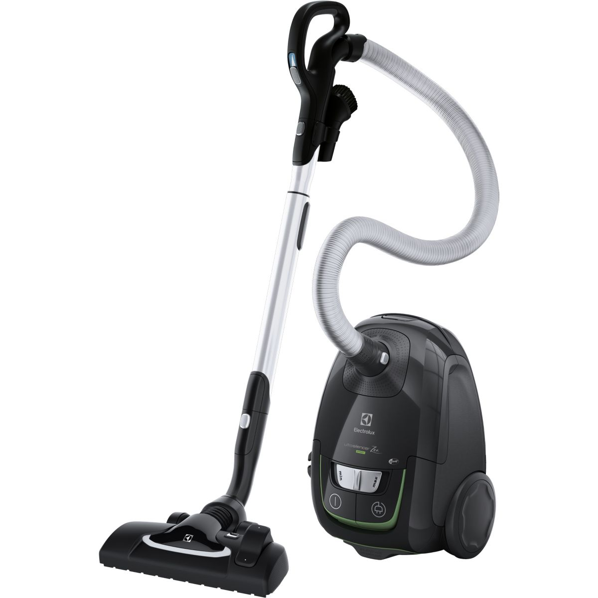 Aspirateur avec sac ELECTROLUX UltraSilencer Zen EUS8GREEN (photo)