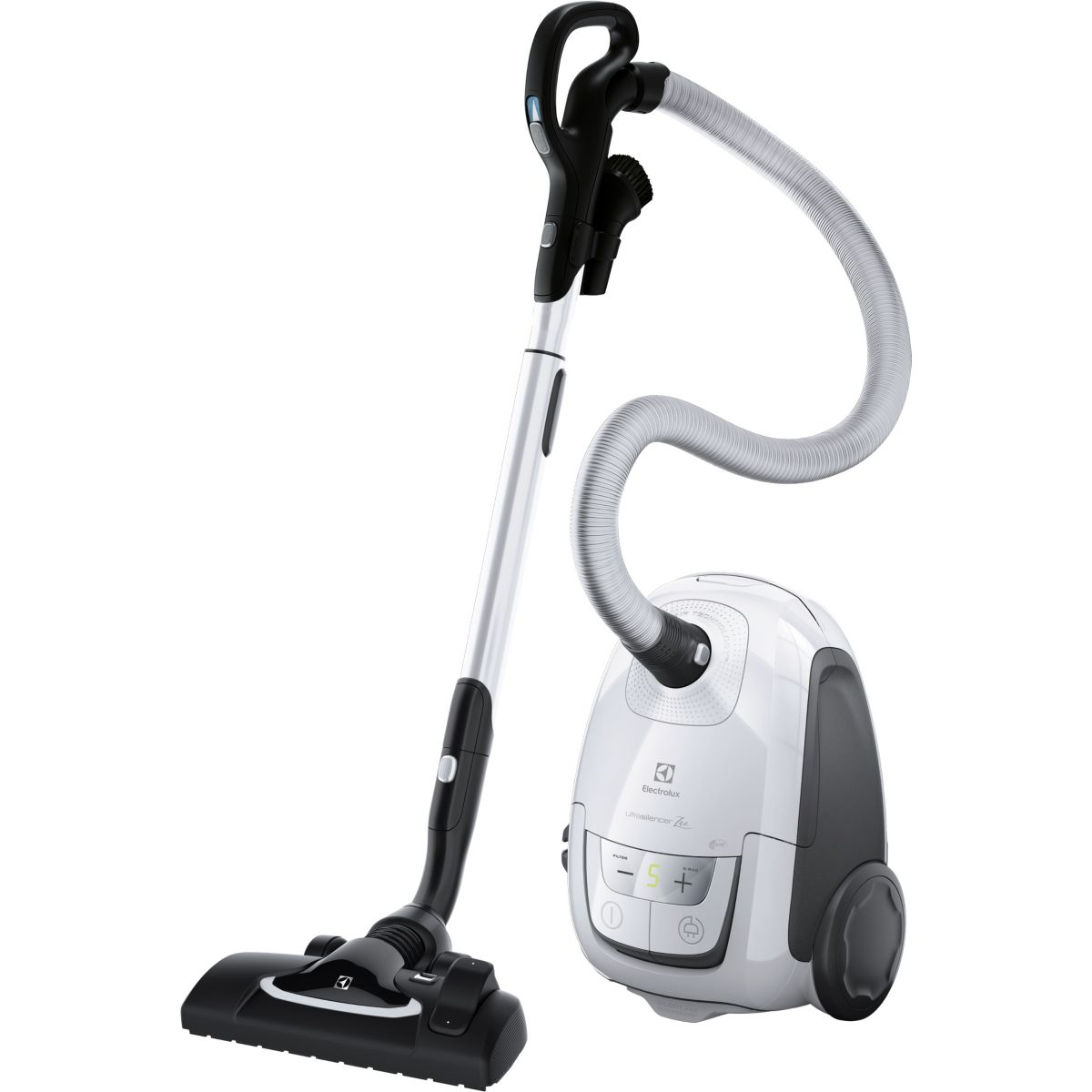 Aspirateur avec sac ELECTROLUX UltraSilencer Zen EUS8ALRGY (photo)