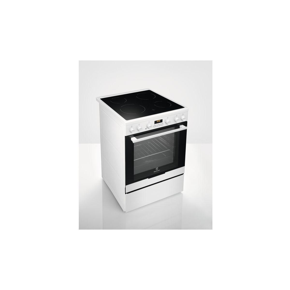 Cuisinière vitrocéramique ELECTROLUX EKC6690AOW