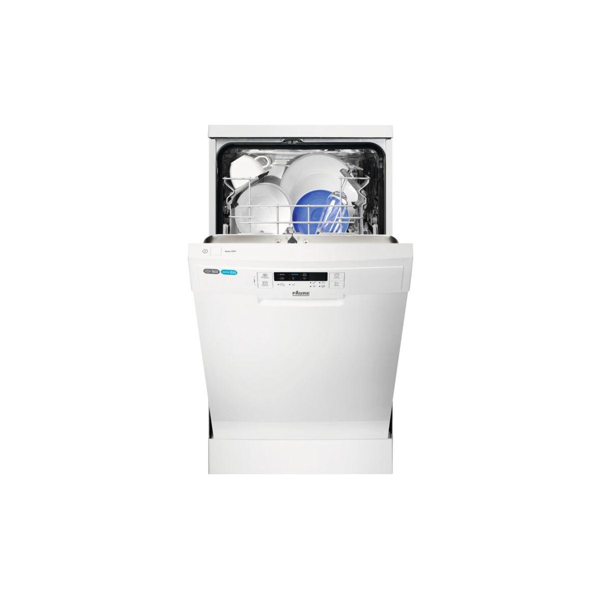 Lave vaisselle 45 cm FAURE FDS15012WA