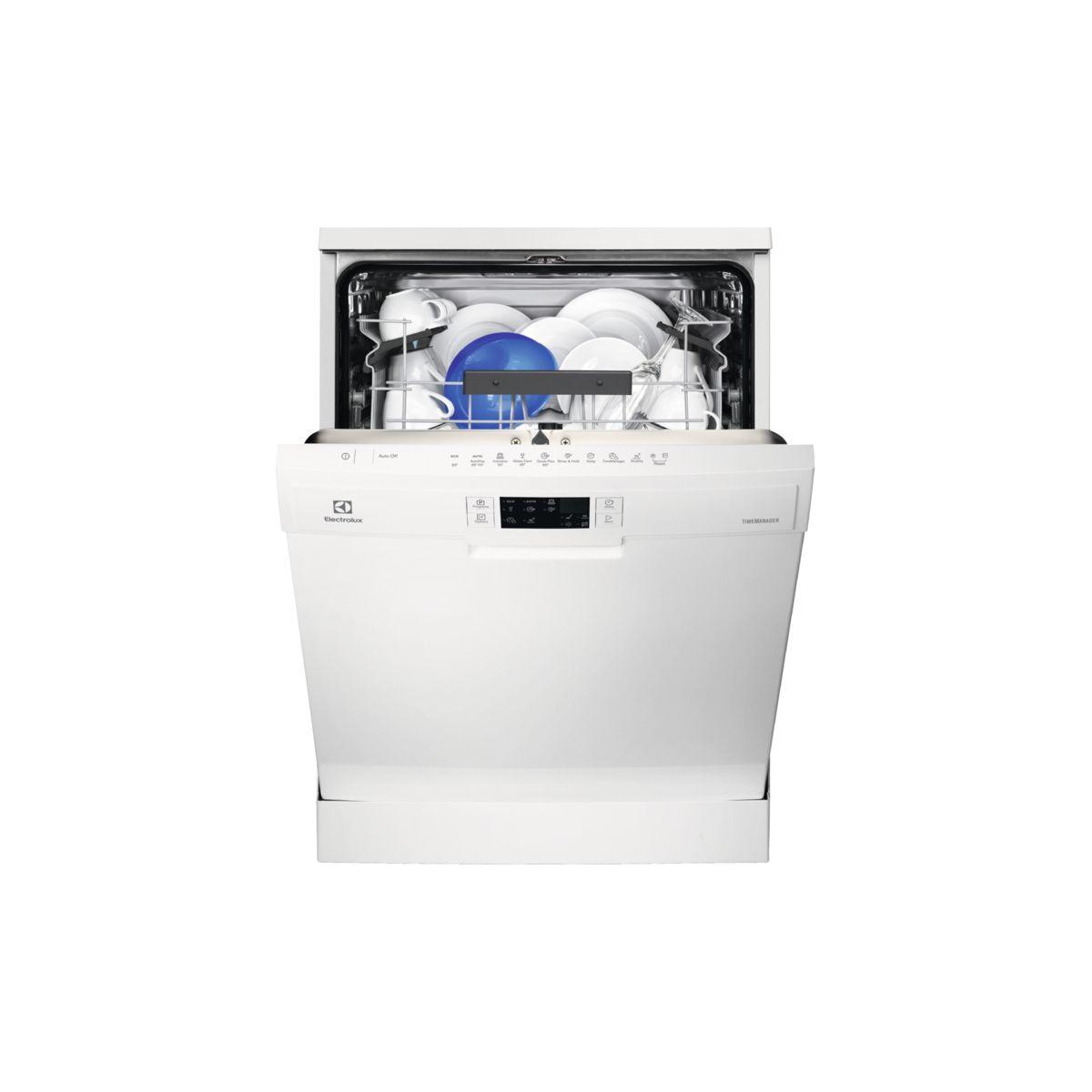 Lave-vaisselle 60cm ELECTROLUX ESF5542LBW (photo)