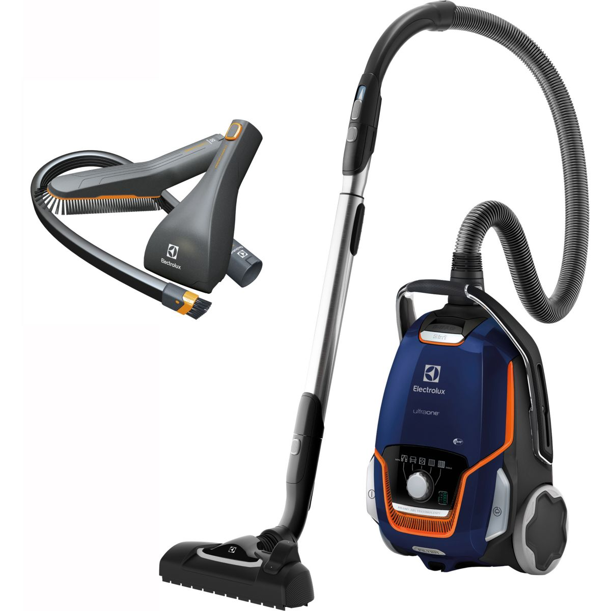 Aspirateur avec sac ELECTROLUX Ultra One EUOC92BAUT (photo)