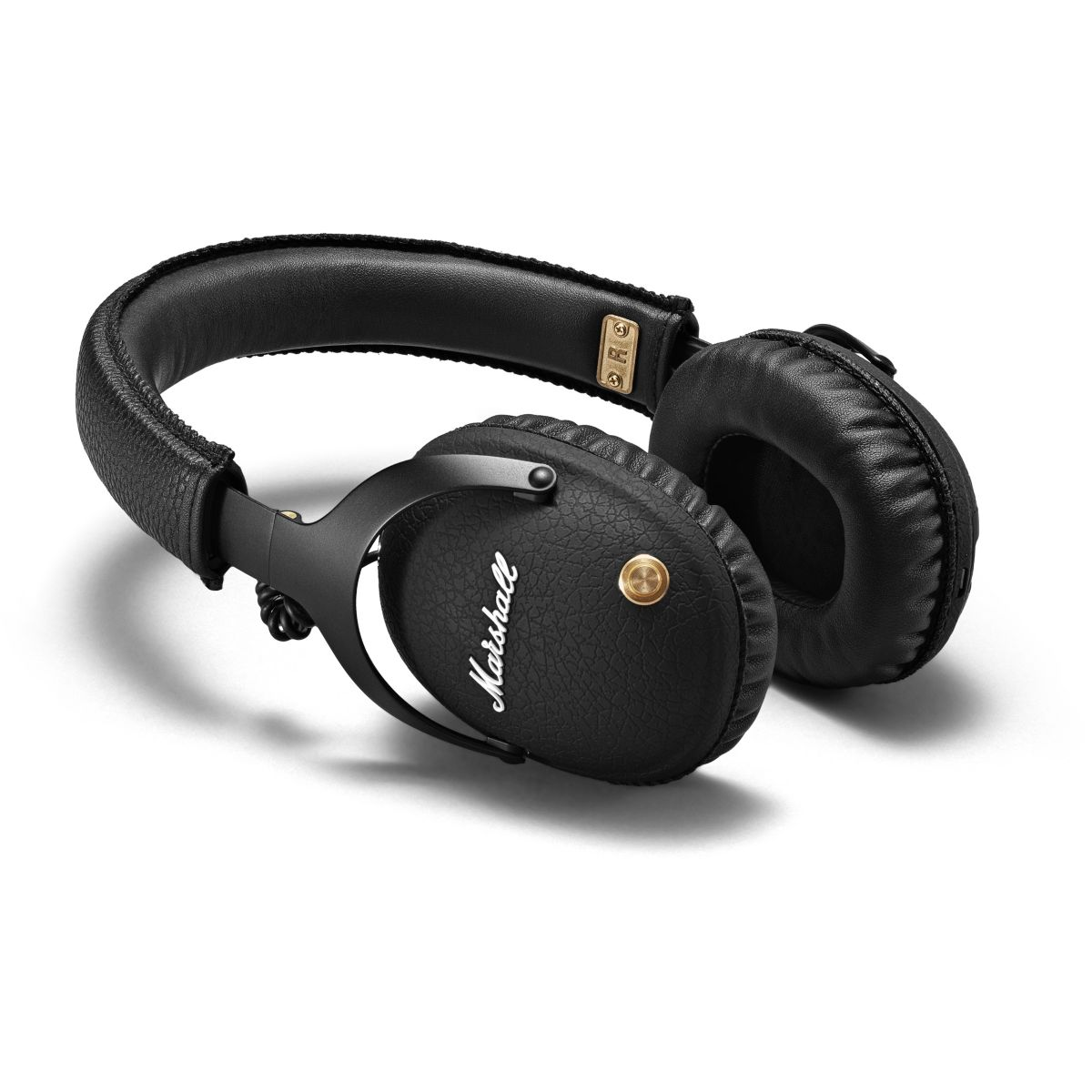 Casque + Micro MARSHALL Monitor BT Black