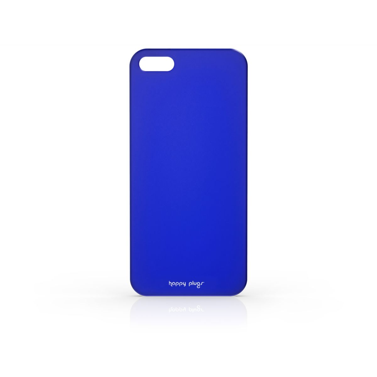 Coque HAPPY PLUGS iPhone 5S/SE cobalt